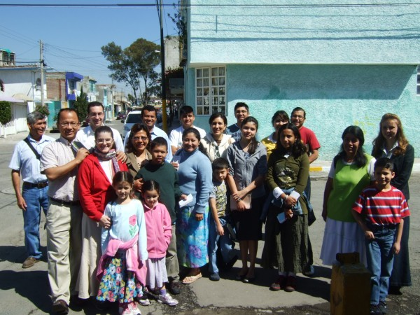 Soulwinning Group From Our Church