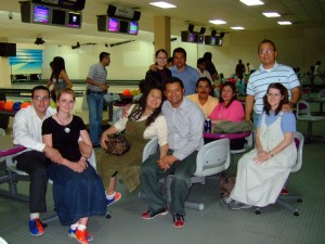Church Activity - Married Couples Bowling