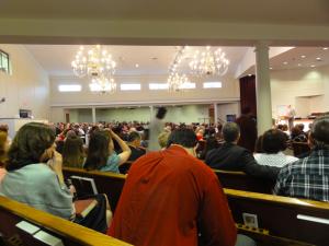 Temple Baptist Church in Herdnon, VA