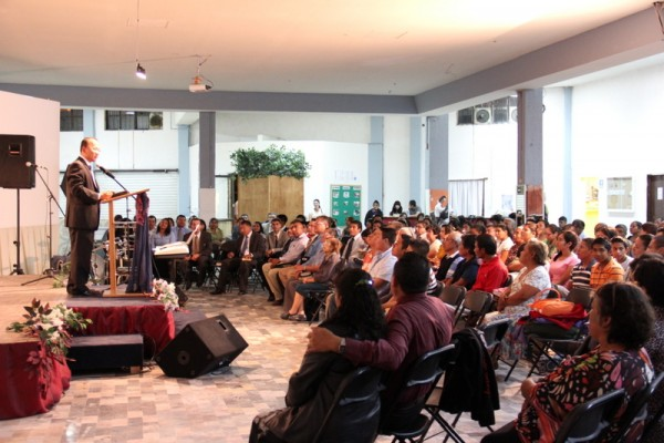 Leadership Conference in Puebla 2012