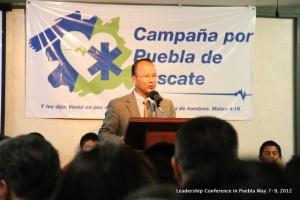 Leadership Conference in Puebla