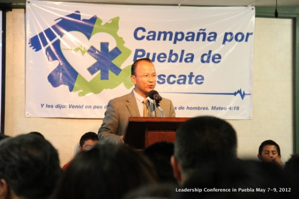 Leadership Conference in Puebla