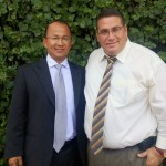 Pastor Carlos Ramos from Venezuela in our Church