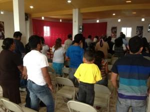 Iglesia Bautista en Puebla