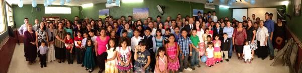 Baptist Church in Puebla, Mexico