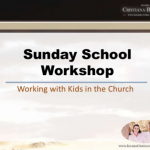 How To Teach Sunday School by Nicole Muñoz
