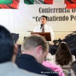 Missionary Gerardo Castro to Venezuela preaching
