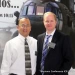 Bro. Munoz with Missionary Philip Sloan