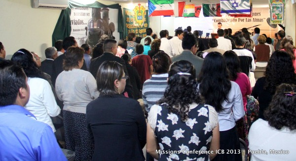Missions Conference in Puebla, MEX