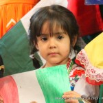 A girl from our church during our missions conference
