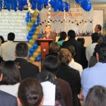 Commencement Ceremony for Our Bible Institute