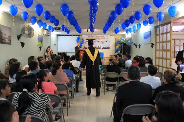 Faith Baptist Institute Graduation Ceremony