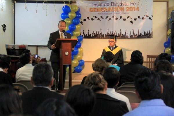 Faith Baptist Institute Graduation Ceremony