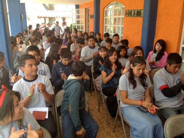 Youth Camp in Puebla, MEX