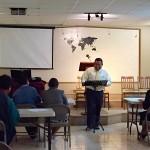 Bible Institute, People Saved, Baptized and Joel Molina