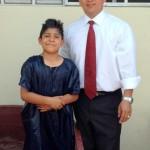 7 got baptized last Sunday!